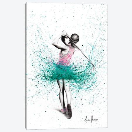 Birdie Canvas Print #VIN298} by Ashvin Harrison Canvas Wall Art
