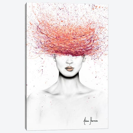 My Modern Mind Canvas Print #VIN306} by Ashvin Harrison Canvas Print