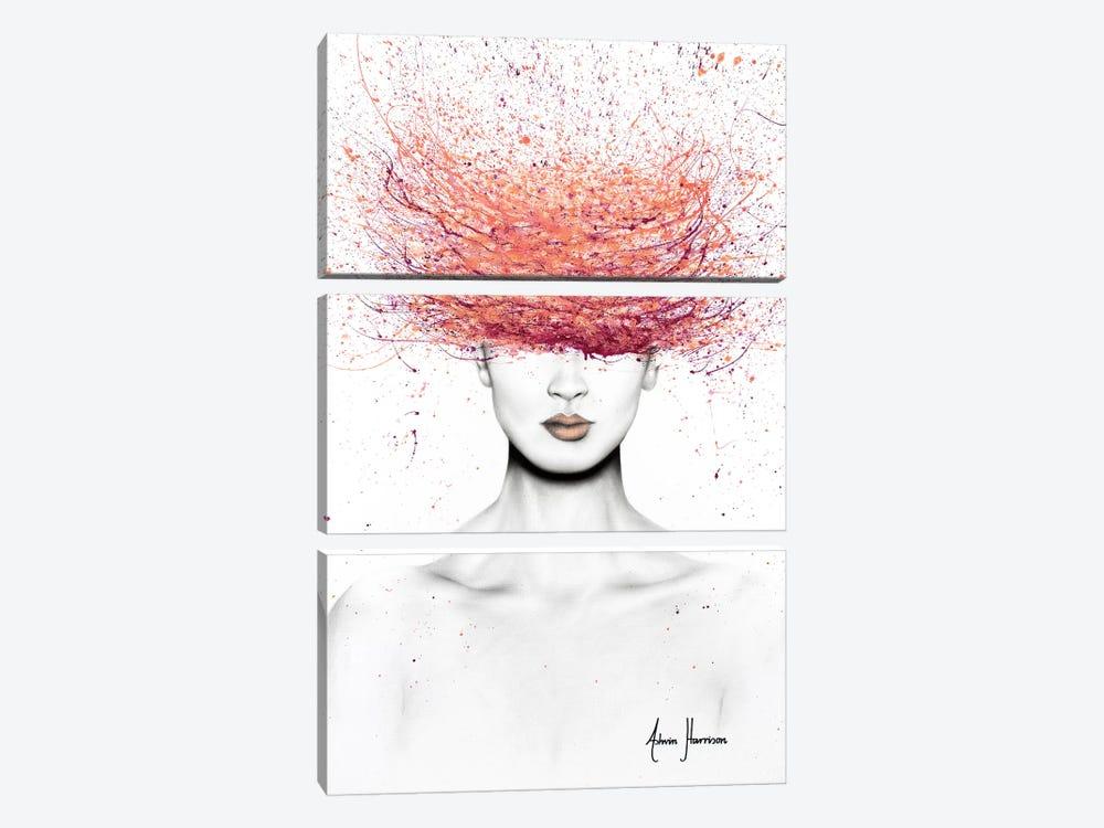 My Modern Mind by Ashvin Harrison 3-piece Canvas Art