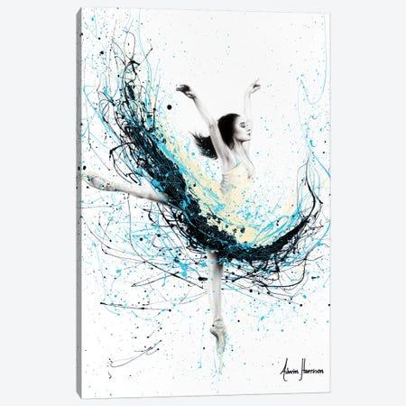 Ocean Ballet 3-Piece Canvas #VIN311} by Ashvin Harrison Canvas Print