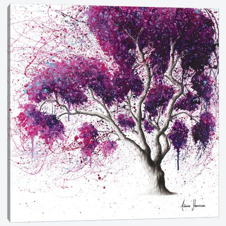 Southern Dream Tree Canvas Print #VIN314} by Ashvin Harrison Canvas Artwork