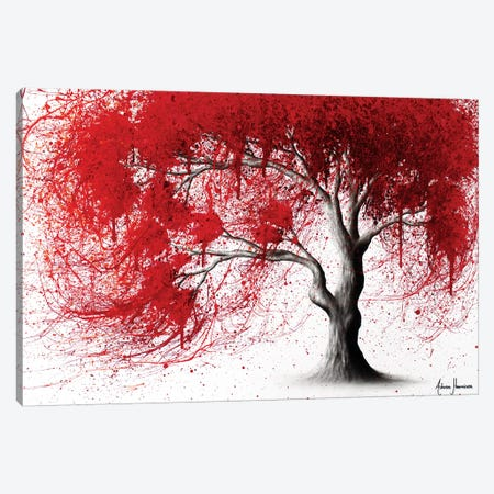 Western Iron Tree Canvas Print #VIN318} by Ashvin Harrison Canvas Print