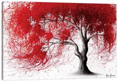 Western Iron Tree Canvas Art Print