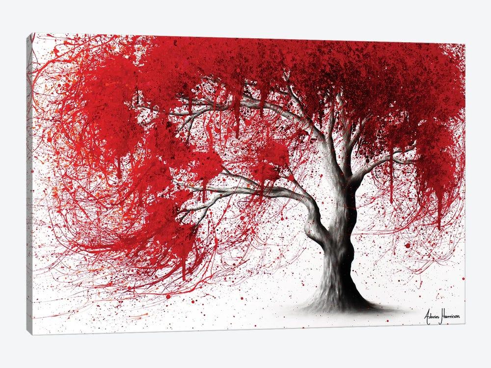 Western Iron Tree by Ashvin Harrison 1-piece Canvas Art Print