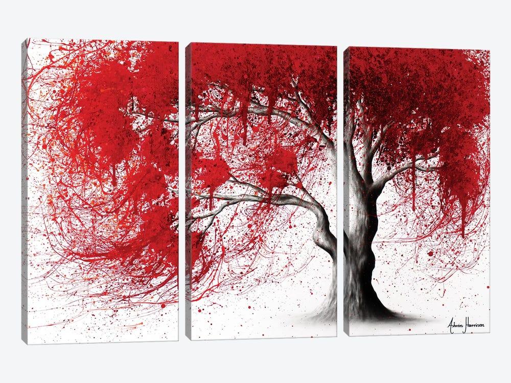 Western Iron Tree by Ashvin Harrison 3-piece Canvas Print