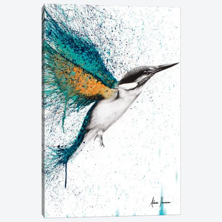 For I Must Be Traveling On Canvas Print #VIN31} by Ashvin Harrison Canvas Wall Art