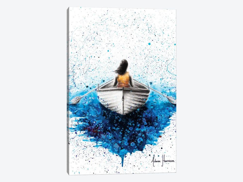 Finding Me by Ashvin Harrison 1-piece Art Print