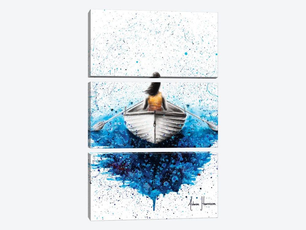 Finding Me by Ashvin Harrison 3-piece Canvas Print