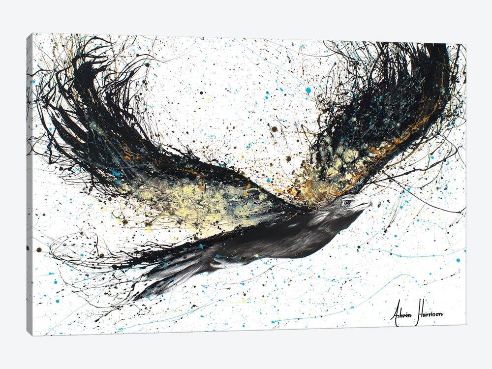 The Western Mile by Ashvin Harrison 1-piece Canvas Print