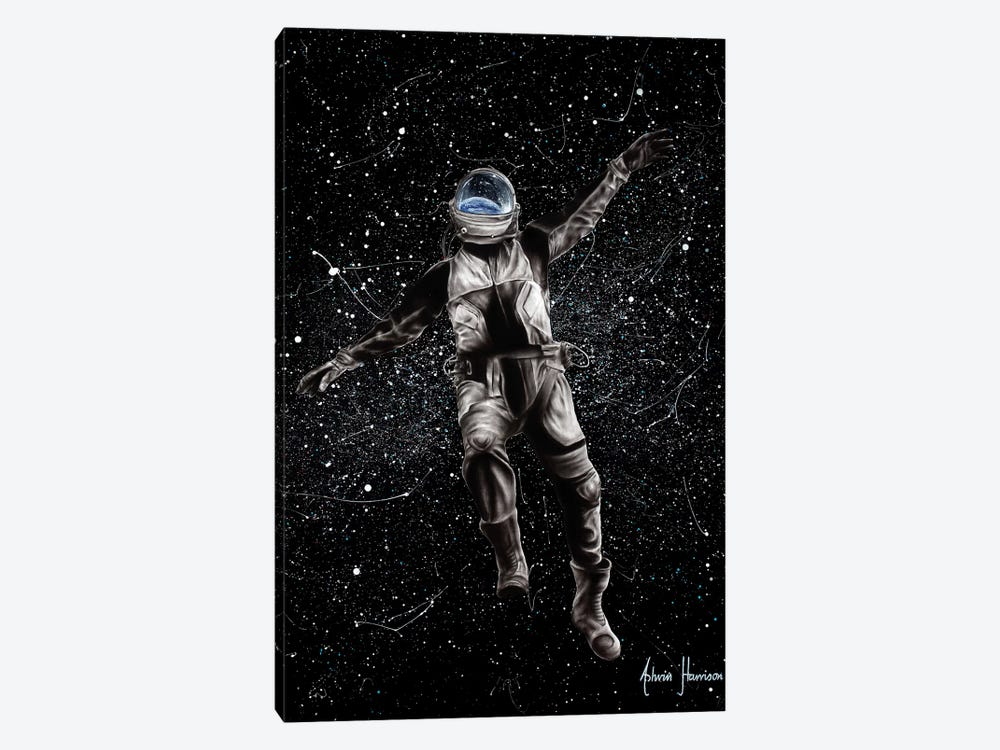 A New Adventure by Ashvin Harrison 1-piece Canvas Artwork