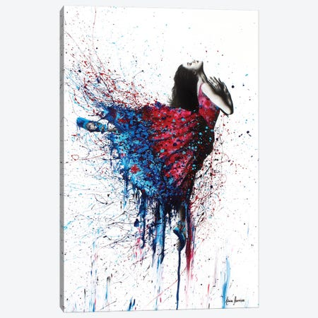 Freedom Dance Canvas Print #VIN33} by Ashvin Harrison Canvas Artwork