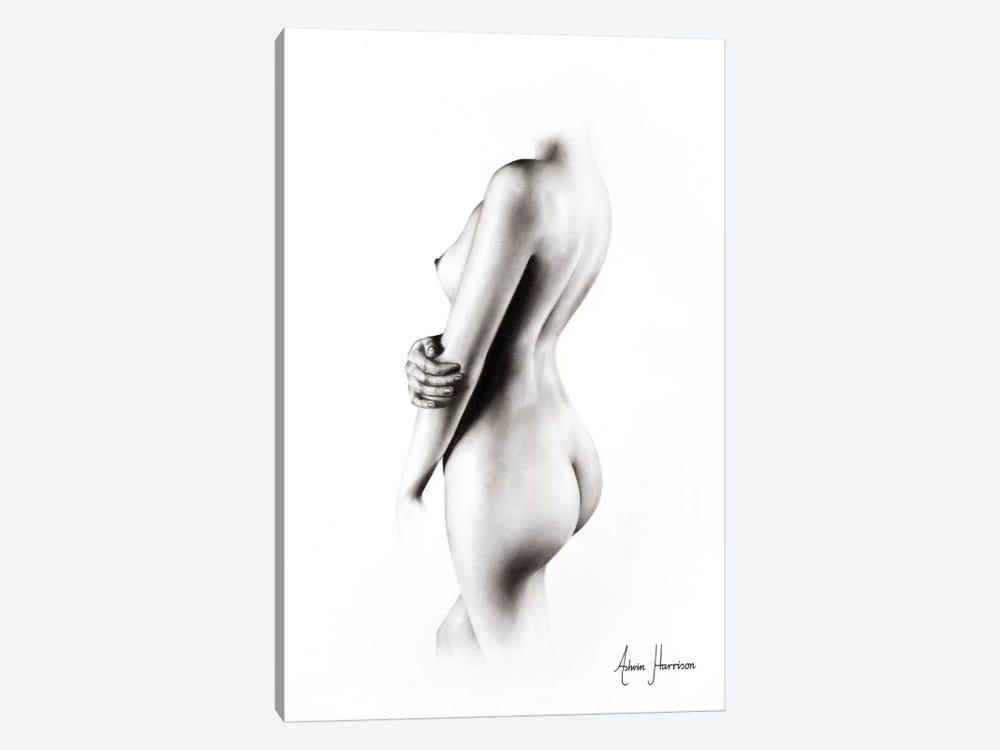 Contemplation by Ashvin Harrison 1-piece Canvas Art Print