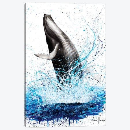 Glorious Ocean Ethos Canvas Print #VIN345} by Ashvin Harrison Canvas Art Print