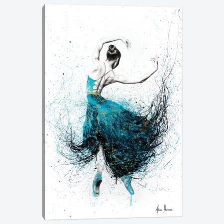 Gold River Dance Canvas Print #VIN346} by Ashvin Harrison Canvas Print