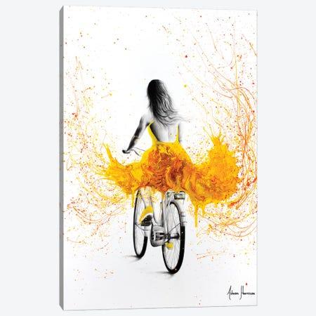 Mindful Canvas Print #VIN353} by Ashvin Harrison Art Print