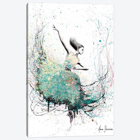 Opal Oasis Dance Canvas Print #VIN358} by Ashvin Harrison Canvas Print