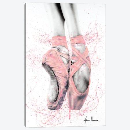 Pretty Pointe Canvas Print #VIN360} by Ashvin Harrison Canvas Wall Art