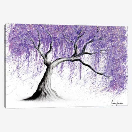 Sumptuous Shade Tree Canvas Print #VIN367} by Ashvin Harrison Art Print