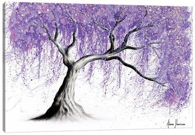 Sumptuous Shade Tree Canvas Art Print