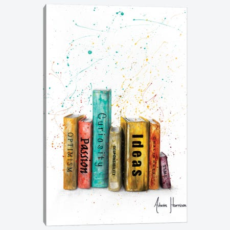 To Be Of One Canvas Print #VIN374} by Ashvin Harrison Canvas Artwork