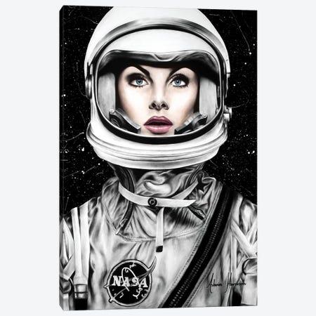 Her Universe Canvas Print #VIN387} by Ashvin Harrison Art Print