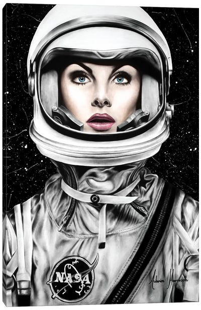 Her Universe Canvas Art Print