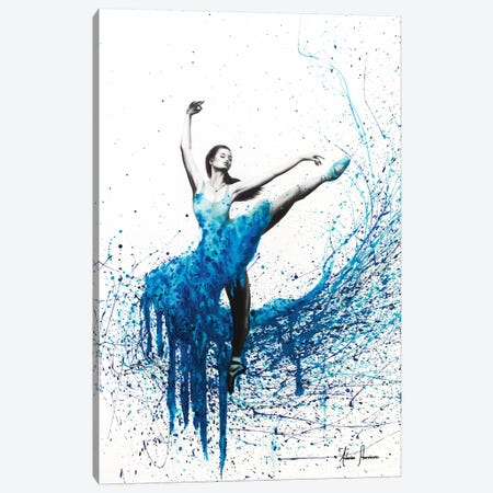 Guardian Of The Sea Canvas Print #VIN38} by Ashvin Harrison Canvas Wall Art
