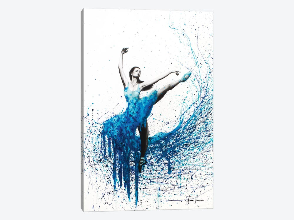Guardian Of The Sea by Ashvin Harrison 1-piece Canvas Artwork