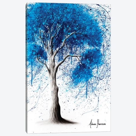Ocean Sound Tree Canvas Print #VIN393} by Ashvin Harrison Canvas Art Print
