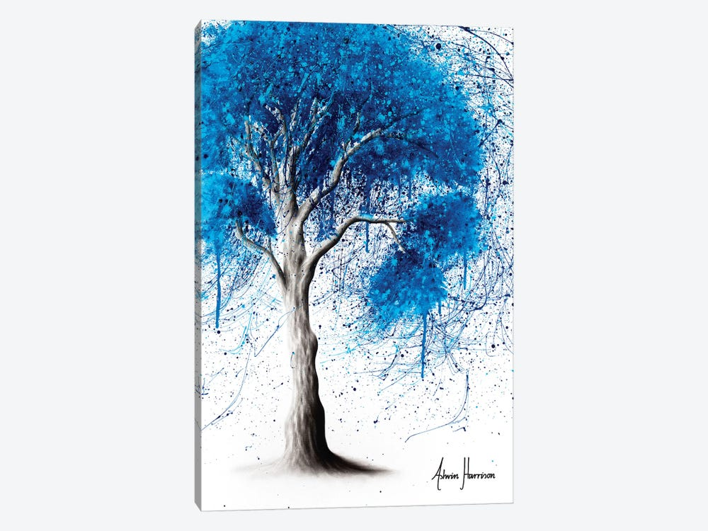 Ocean Sound Tree by Ashvin Harrison 1-piece Canvas Art