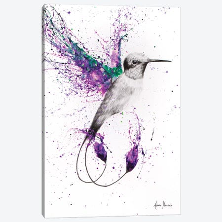 Humming Home Canvas Print #VIN41} by Ashvin Harrison Art Print
