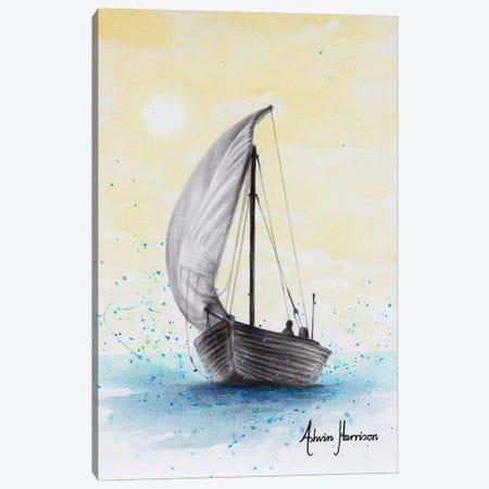 Wherever The Breeze Takes Me 3-Piece Canvas #VIN433} by Ashvin Harrison Canvas Artwork