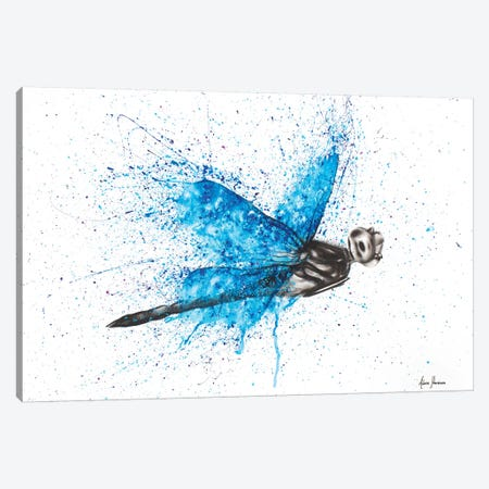 I Came Back To Say Hi Canvas Print #VIN43} by Ashvin Harrison Canvas Print