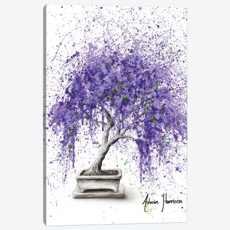 Balancing Bonsai Canvas Print #VIN441} by Ashvin Harrison Art Print
