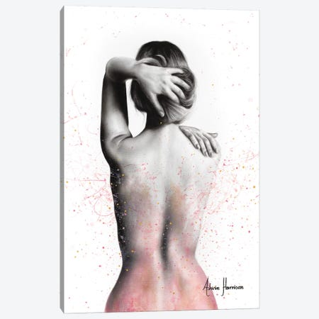 Bathing Rhythm Canvas Print #VIN444} by Ashvin Harrison Canvas Wall Art
