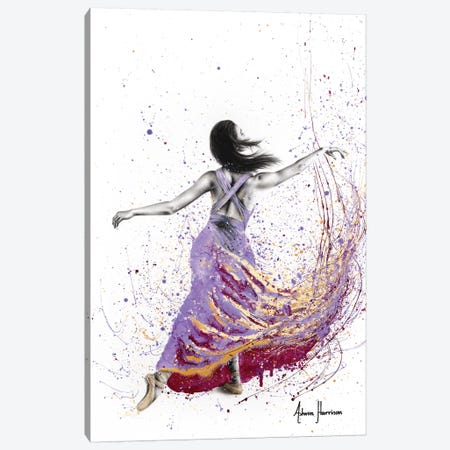 Two Steps And One Twist Canvas Print #VIN446} by Ashvin Harrison Canvas Art