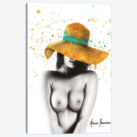 Her Italian Summer Canvas Print #VIN449} by Ashvin Harrison Canvas Art Print