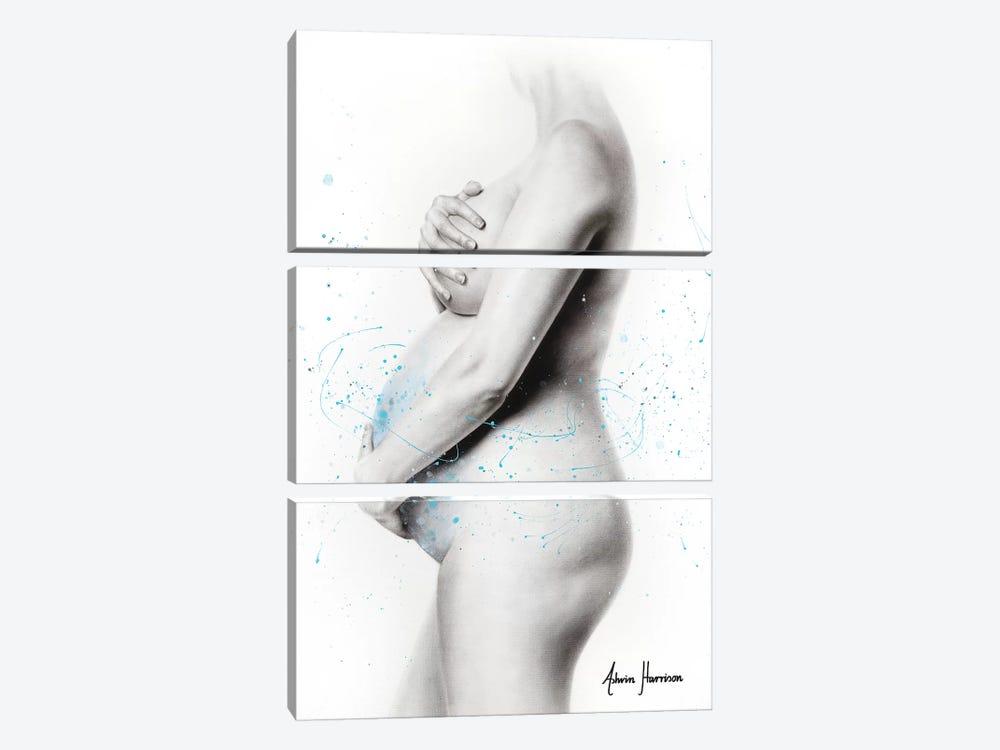 The Magic Of New by Ashvin Harrison 3-piece Canvas Artwork