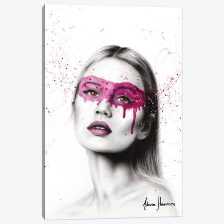 Her Power Within Canvas Print #VIN451} by Ashvin Harrison Canvas Artwork
