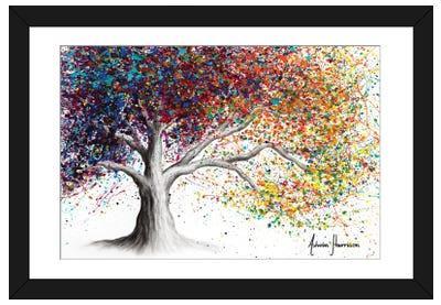 The Colour Of Dreams Framed Art Print