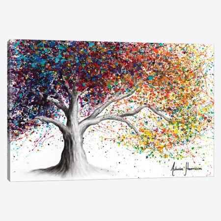 The Colour Of Dreams Canvas Print #VIN468} by Ashvin Harrison Canvas Art Print