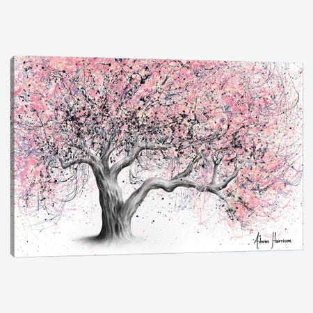 Taffy Blossom Tree Canvas Print #VIN469} by Ashvin Harrison Canvas Art Print