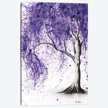 Jacaranda Picnic Canvas Print #VIN46} by Ashvin Harrison Canvas Wall Art