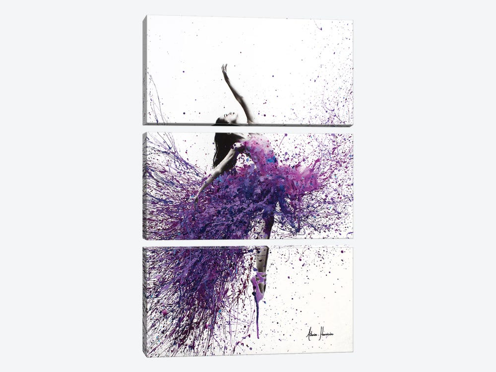 A Vineyard Weekend by Ashvin Harrison 3-piece Canvas Print
