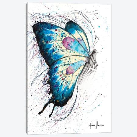 Picnic Butterfly Canvas Print #VIN501} by Ashvin Harrison Canvas Art