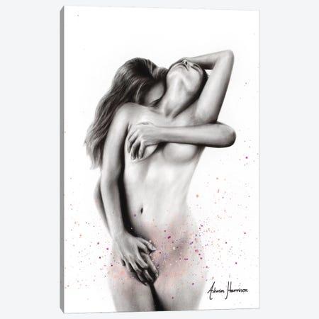 The Sensation Canvas Print #VIN511} by Ashvin Harrison Canvas Print