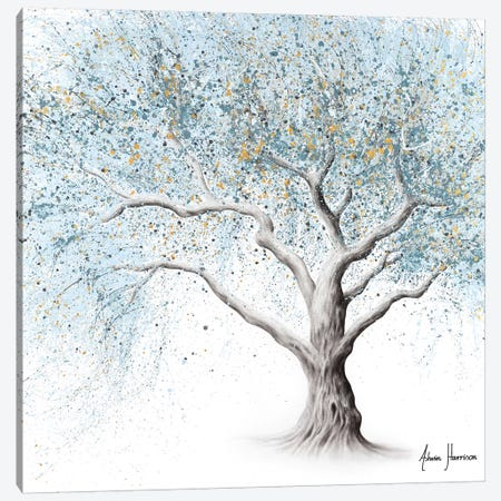 Cool Breeze Tree Canvas Print #VIN513} by Ashvin Harrison Canvas Art Print