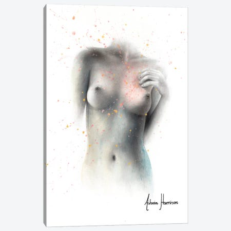 That Feeling Canvas Print #VIN514} by Ashvin Harrison Canvas Art