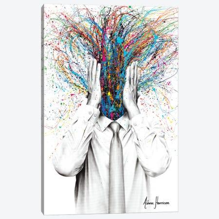 Mindfulness Canvas Print #VIN521} by Ashvin Harrison Canvas Wall Art