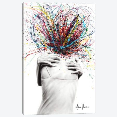 The Awakening Canvas Print #VIN526} by Ashvin Harrison Art Print